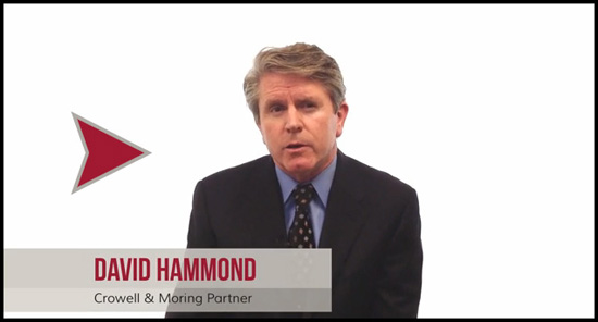 David Hammond: Crisis Management for Government Contractors