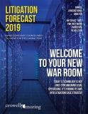 Litigation Forecast 2019