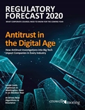 Regulatory Forecast 2020