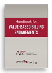 Handbook for Value-Based Billing Engagements - PDF