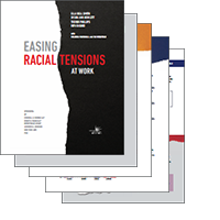Easing Racial Tensions Infographic