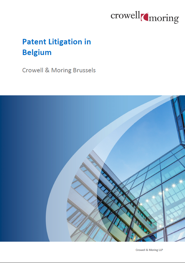 Patent Litigation in Belgium
