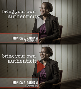 Monica Parham: Bring Your Own Authenticity