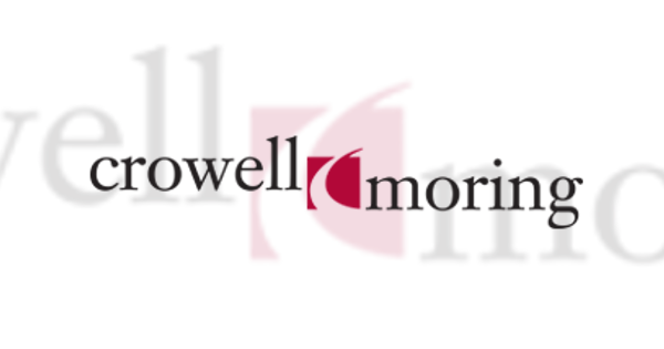 Crowell & Moring LLP | International Law Firm