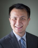 Photograph of Evan Yu
