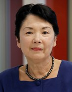 Photograph of Kathy Hirata Chin