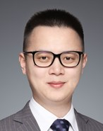 Photograph of Zhiwei Chen